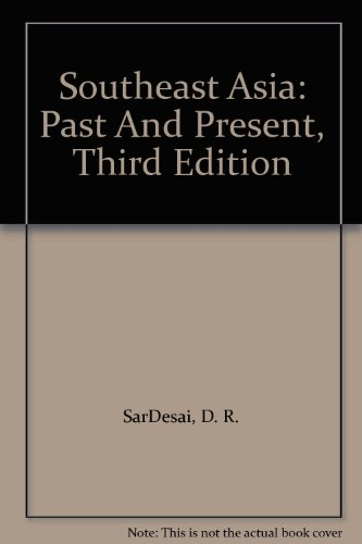 9780813317052: Southeast Asia: Past And Present, Third Edition