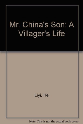 9780813317304: Mr. China's Son: A Villager's Life