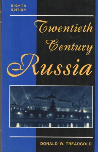 9780813318110: Twentieth Century Russia: Eighth Edition