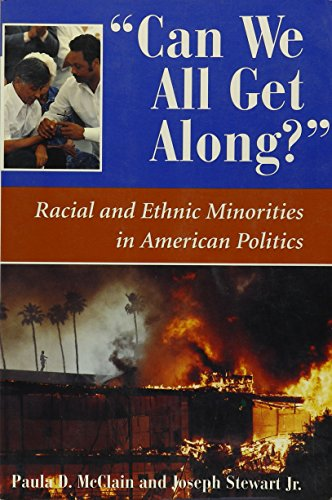 9780813319698: Can We All Get Along?: Racial And Ethnic Minorities In American Politics (Dilemmas in American Politics)