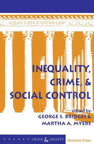 9780813320052: Inequality, Crime, And Social Control (Crime & Society)