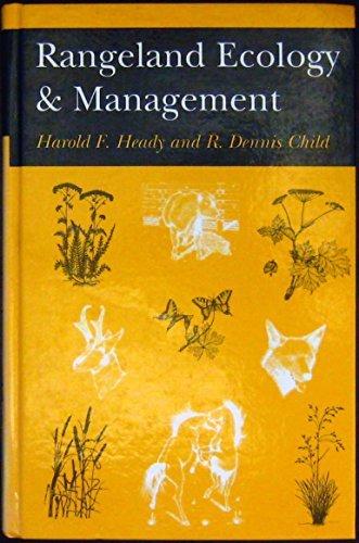 9780813320526: Rangeland Ecology And Management