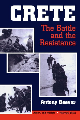 9780813320809: Crete: The Battle And The Resistance (History & Warfare)