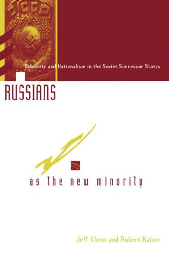 9780813322483: Russians As The New Minority: Ethnicity And Nationalism In The Soviet Successor States