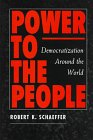 9780813323381: Power To The People: Democratization Around The World