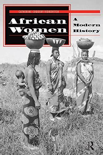 9780813323619: African Women: A Modern History