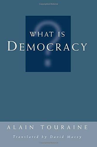 9780813327075: What Is Democracy?