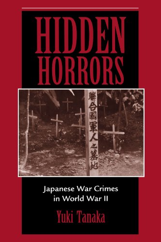 9780813327181: Hidden Horrors: Japanese War Crimes In World War II (Transitions--Asia and Asian America)