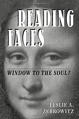 9780813327471: Reading Faces: Window To The Soul? (New Directions in Social Psychology)