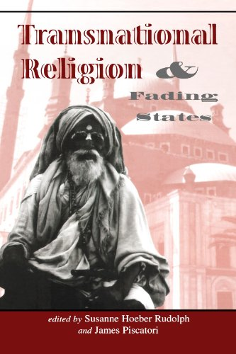9780813327686: Transnational Religion And Fading States