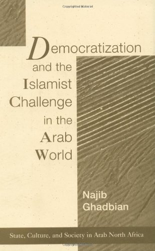 9780813327846: Democratization and the Islamist Challenge in the Arab World