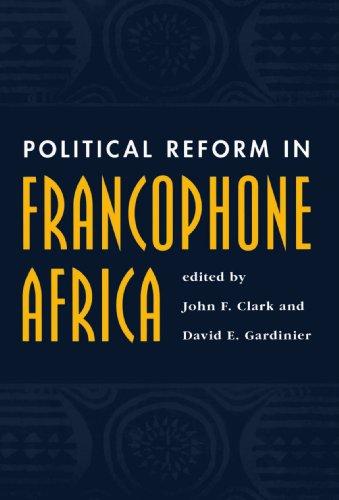 9780813327860: Political Reform In Francophone Africa