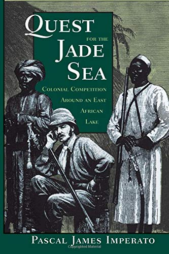 Quest for the Jade Sea Colonial competition around an east African lake