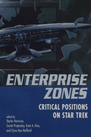 """9780813328997: Enterprise Zones: Critical Positions on """"Star Trek"""" (Film Studies (Boulder, Colo.).)"""