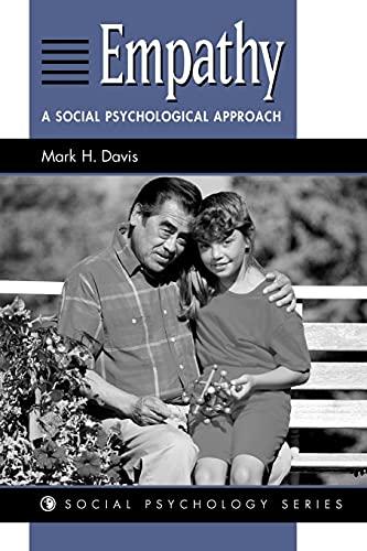 9780813330013: Empathy: A Social Psychological Approach (Social Psychology Series)