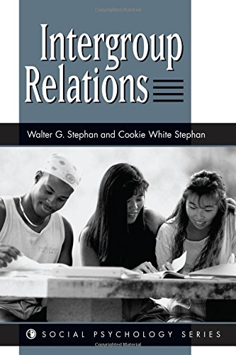 9780813330082: Intergroup Relations (Social Psychology Series)