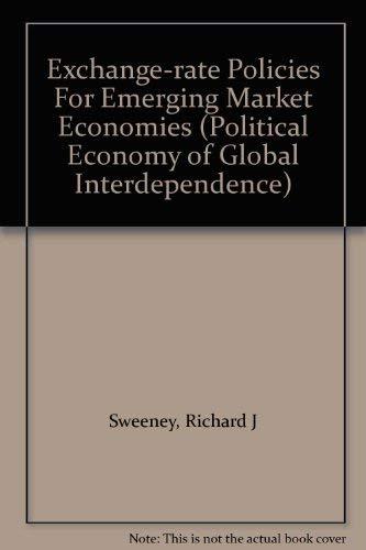 emergence of global political economy