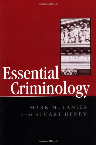 9780813331379: Essential Criminology