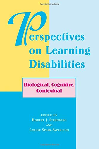 Perspectives on Learning Disabilities: Robert J. Sternberg,