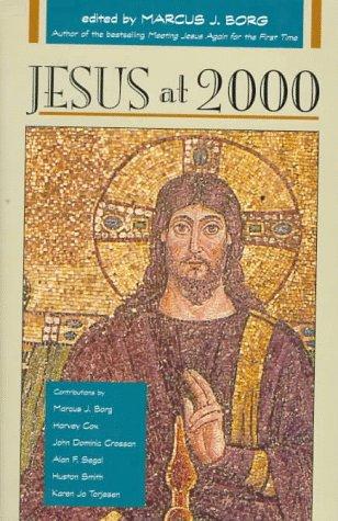 Jesus at 2000: Borg, Marcus J.