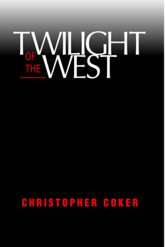 9780813333687: Twilight Of The West
