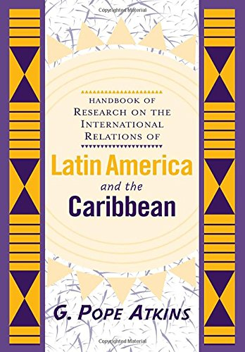 9780813333793: Handbook of Research on Latin American and Caribbean International Relations: The Development of Concepts and Themes