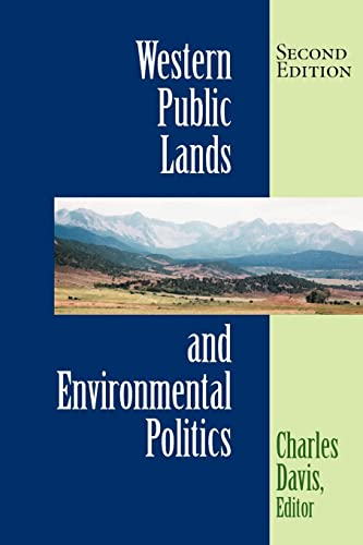 9780813337685: Western Public Lands and Environmental Politics