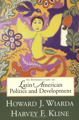 An Introduction To Latin American Politics And: Wiarda, Howard J.;