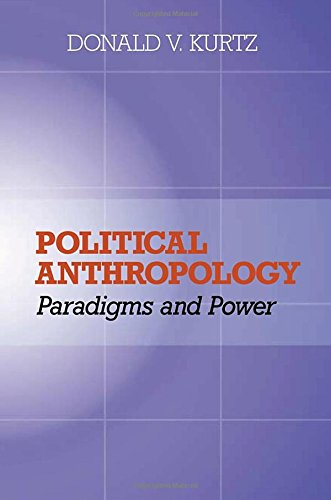 9780813338040: Political Anthropology: Power And Paradigms