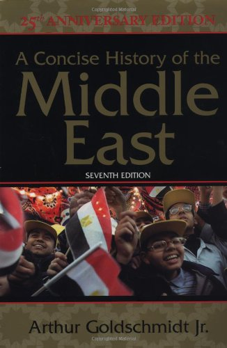 9780813338859: A Concise History of the Middle East