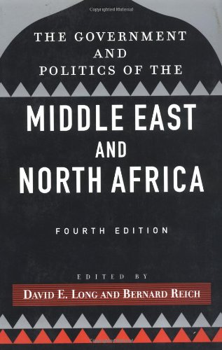 9780813338996: The Government and Politics of the Middle East and North Africa (4th Edition)