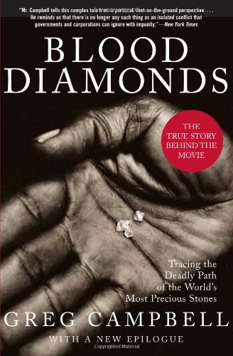 9780813339399: Blood Diamonds: Tracing the Deadly Path of the World's Most Precious Stones