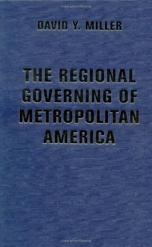 9780813339917: The Regional Governing of Metropolitan America