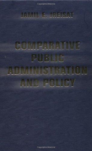 9780813339924: Comparative Public Administration