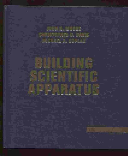 9780813340074: Building Scientific Apparatus