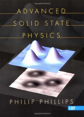 9780813340142: Advanced Solid State Physics