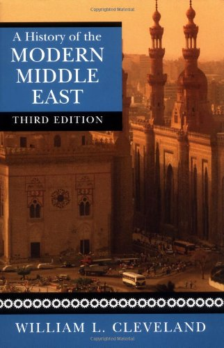 Download A History of the Modern Middle East