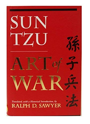 Sun Tzu: Art Of War (History & Warfare) (0813340608) by Ralph D. Sawyer