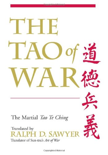 9780813340814: The Tao of War: The Martial Tao Te Ching