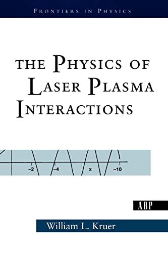 9780813340838: The Physics Of Laser Plasma Interactions (Frontiers in Physics)