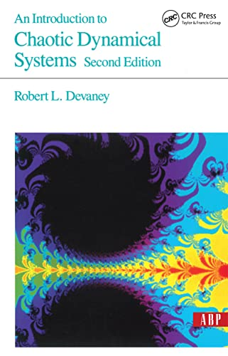 9780813340852: An Introduction To Chaotic Dynamical Systems (Studiea in Nonlinearity)