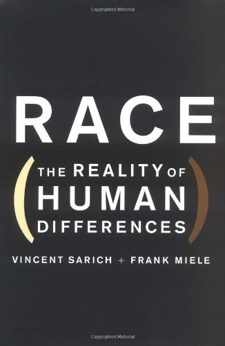 9780813340869: Race: The Reality of Human Differences