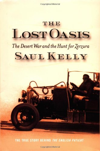 9780813341033: The Lost Oasis: The Desert War and the Hunt for Zerzura
