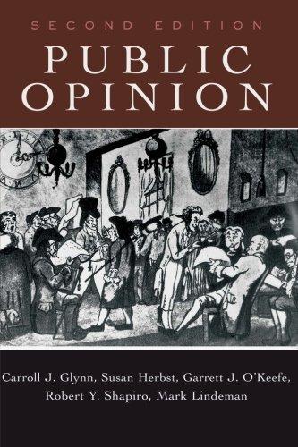 9780813341729: Public Opinion