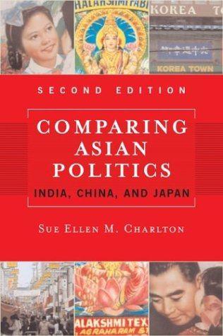 9780813342047: Comparing Asian Politics