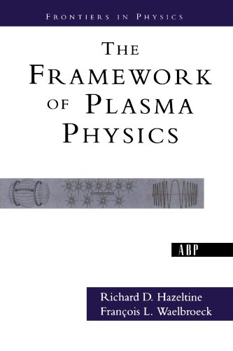 9780813342139: The Framework Of Plasma Physics (Frontiers in Physics)