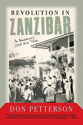 9780813342689: Revolution In Zanzibar: An American's Cold War Tale