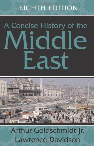 9780813342757: A Concise History of the Middle East