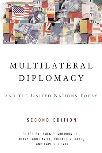 9780813343105: Multilateral Diplomacy and the United Nations Today