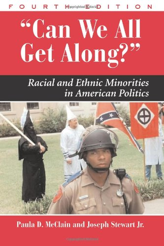 9780813343211: Can We All Get Along?: Racial and Ethnic Minorities in American Politics (Dilemmas in American Politics)